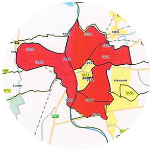 postcode-zutphen